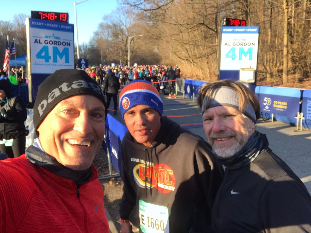 NYRR Al Gordon 4M