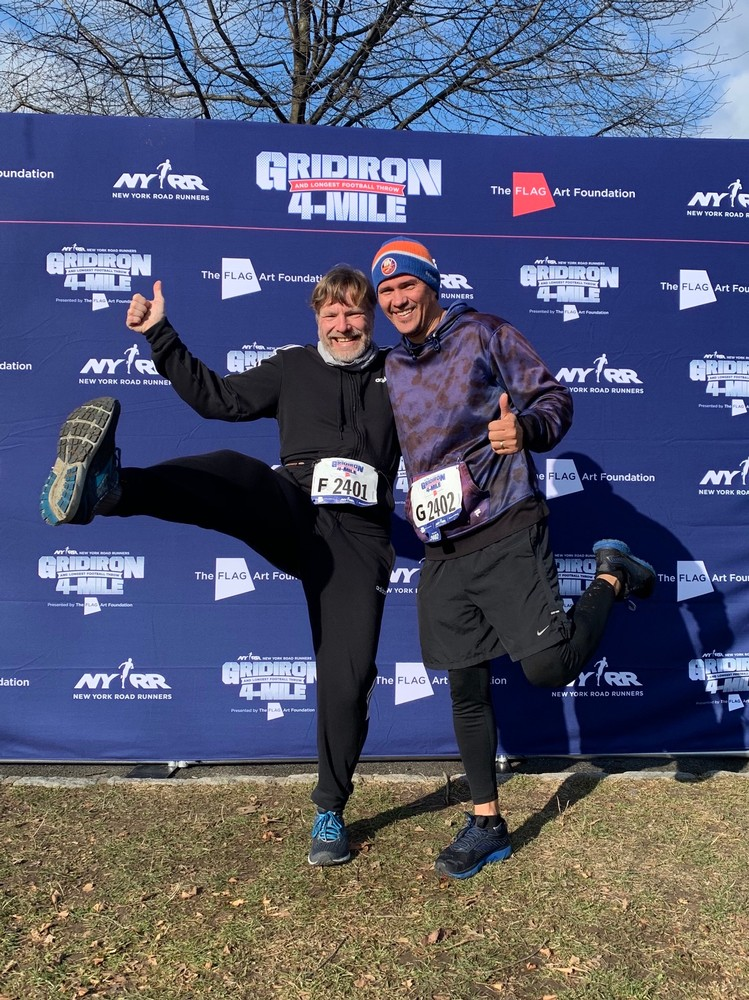 NYRR Gridiron Brooklyn 4M (9+1)